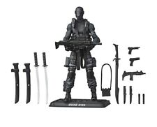 G.I. Joe Retro Collection Snake Eyes Toy 3.75-Inch Figure *October Preorder*🔥