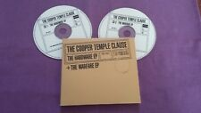 Cooper Temple Clause - Hardware EP + Warfare EP CD 2001 Morning