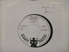 "The cycle-wait for the Miracle - 7"" 45 Buddah PROMO archivio MINT"