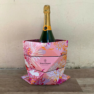 French Champagne Ice Bucket Cooler Made France VEUVE CLICQUOT 28082123