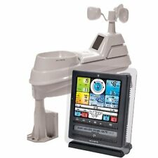 AcuRite 01036 Pro Color Weather Station with PC Connect, Rain, Wind, Temperature