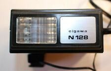 Elgawa Blitzgerät N128, Funktionstüchtig! inkl. Auslöseschuh