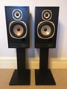 Tannoy M20 GOLD Speakers - Complete With Stands. Very Rare.