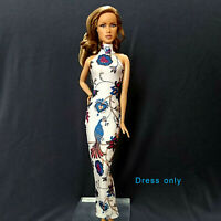 "Handmade~Doll dress for 12"" Doll~ Barbie,Fashion Royalty Silkstone #B0017-001028"