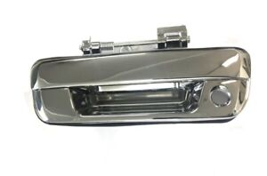 *NEW* TAILGATE HANDLE (CHROME WITH KEY HOLE) for HOLDEN COLORADO RC 2008 -5/2012