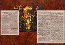 Napoléon dans Moscou 1812 Journal de l'Empire Grande Armée