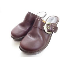 Womens Born shoes clogs ~ brown ~ size 11 / 43