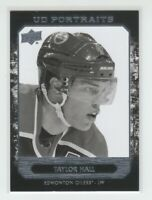 (70775) 2014-15 UPPER DECK PORTRAITS TAYLOR HALL #P-34