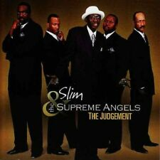 Slim & The Supreme Angels - The Judgement -  New Factory Sealed CD