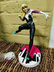 Marvel Kotobukiya SPIDER-GWEN Bishoujo Statue Figure Shunya Yamashita 1:10