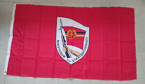 EAST GERMAN/DDR Ministry of State Security (STASI) flag