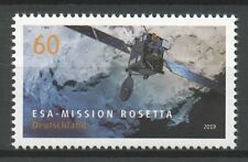 Germany 2019 MNH ESA Rosetta Mission Space Probe 1v Set Stamps