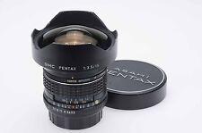 Pentax 15mm f3.5 SMC Lens 15/3.5 K Mount                                    #394