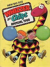 Whizzer And Chips Annual 1988 comic book