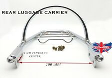 Luggage Carrier Rear Royal Enfield  Bullet 350UCE ELECTRA KS ES Bullet 500 EFI