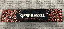 Nespresso Vertuoline Pumpkin Spice Cake LIMITED EDITION🎃