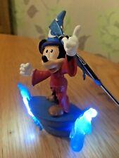 Disney Mickey Mouse Fantasia Light Up Christmas Sketchbook Ornament Brand New
