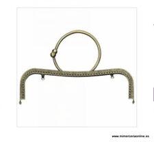 Boquilla monedero/bolso de 22 cm, cierre circulo (producto ubicado en cajón 41)