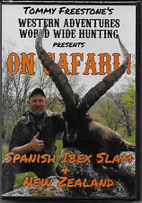 Western Adventures World Wide Hunting (On Safari! – DVD's) - Spain/New Zealand