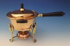 Joseph Heinrichs Lobster Pot Copper Bronze Ebony with 3-D Lobsters (#0196)
