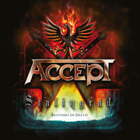 Accept : Stalingrad: Brothers in Death CD (2012) ***NEW*** Fast and FREE P & P