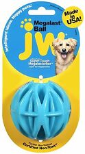 JW Pet Megalast Ball Medium Random Colors