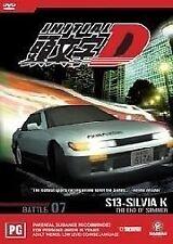Initial D - Battle : Vol 7 S13-Silvia K The End of Summer (DVD, 2004) Region 4