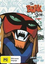 The Brak Show :Season 1 (DVD, 2-Disc Set) 14 Episodes + Features *Fast Shipping