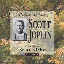 Kirby, Scott : Complete Rags of Scott Joplin 2 CD
