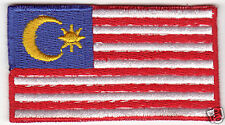 MALAYSIA Flag Country Patch
