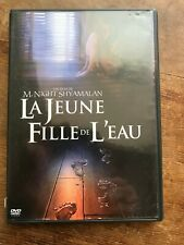 LA JEUNE FILLE DE L'EAU DVD film de night shyamalan