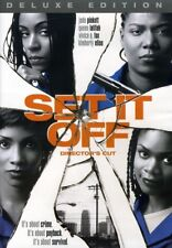 Set It Off (Vivica A. Fox Queen Latifah) Region 1 New DVD