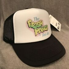 The Fresh Prince Of Bel-Air Trucker Hat Vintage  90'S TV Promo Snapback Cap 2310