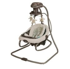 Graco duetSoothe Swing + Rocker