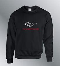 Sweat Shirt Mustang Auto Sweatshirt Sweater Pullover