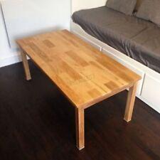 Mesas de roble 60cm-80cm para el hogar