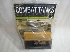 Deagostini Combat Tanks Collection Magazine & Model Issue No 32 Sealed New