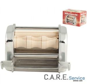 Accessory Machine Paste Color Chrome And Wood Imperia 450 MILLEGNOCCHI