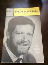 Playbill - The Bashful Genius - Playhouse In The Park - July 1967 Vol. 7 # 4