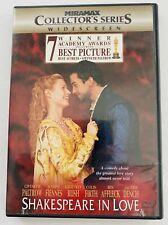 Shakespeare in Love (Miramax Collector's Series) Dvd