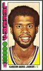 1976-77 Topps Basketball Kareem Abdul-Jabbar #100 - Los Angeles Lakers - Mint