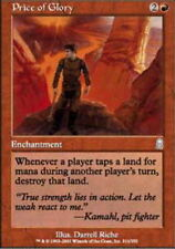 MTG magic cards 1x x1 Light Play, English Price of Glory Odyssey