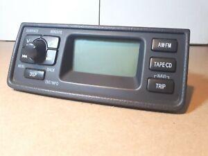 Toyota Yaris MK1 2001-2005 Sat Navigation Computer Radio Stereo 86110-0D040