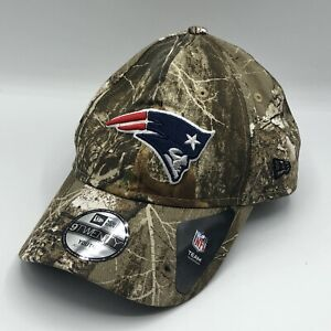 New England Patriots Camo New Era Adjustable Strapback Youth Kids Hat Cap Kids