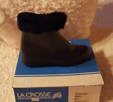 Lacrosse Weatherproof Footwear Women's Slush Boot NEW IN BOX