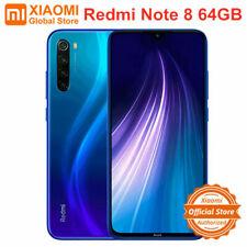 Xiaomi Redmi Note 8 64GB Octa Core Smartphone 2 SIM Mobile Phone Global Unlocked