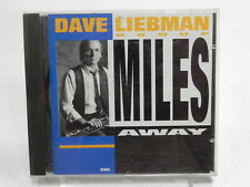 Dave Liebman Group - Miles Away   CD