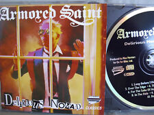 ARMORED SAINT - ´´DELIRIOUS NOMAD´´ - RAR 1995 CD METAL BLADE - A REAL CLASSIC!!