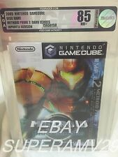 Metroid Prime 2: Echoes(Nintendo GameCube, 2005)JAPANESE VERSION VGA 85 ARCHIVAL