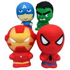 Marvel Action Figur The Avengers Hero Spielzeug SQUISHY Fidget toy stress ball